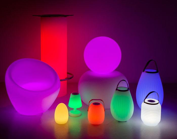 Diversão e praticidade com luminárias by Kamy