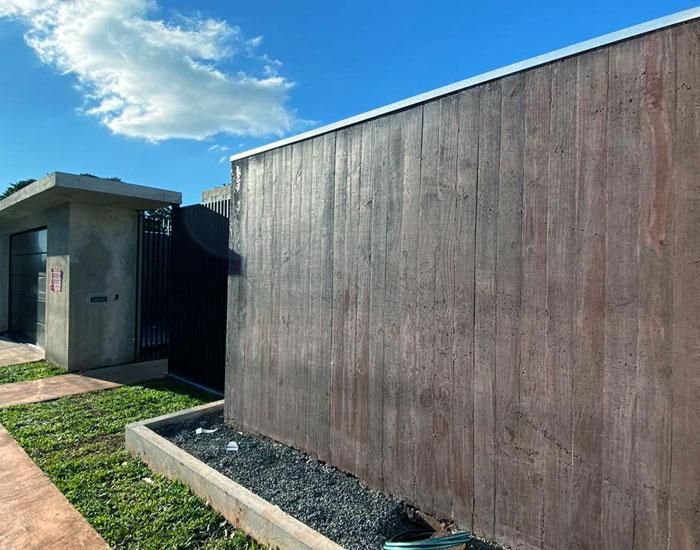 Pigmento Camargo Química permite coloração do concreto