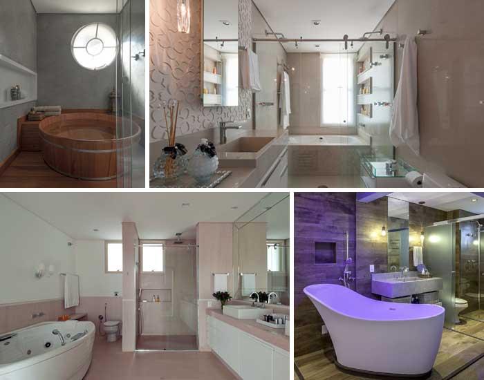 Banheiro SPA com toque profissional