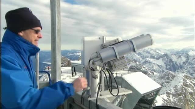 Vorschaubild von ZDF: Der Wetterfühler auf der Zugspitze