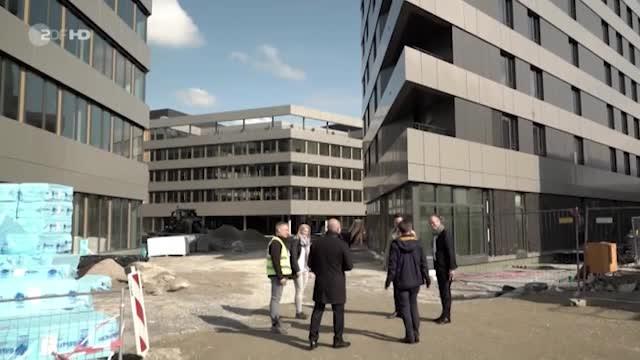 Vorschaubild von ZDF: Wie Corona unsere Städte verändert