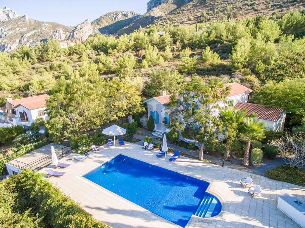 Girne Satılık Havuzlu Villa