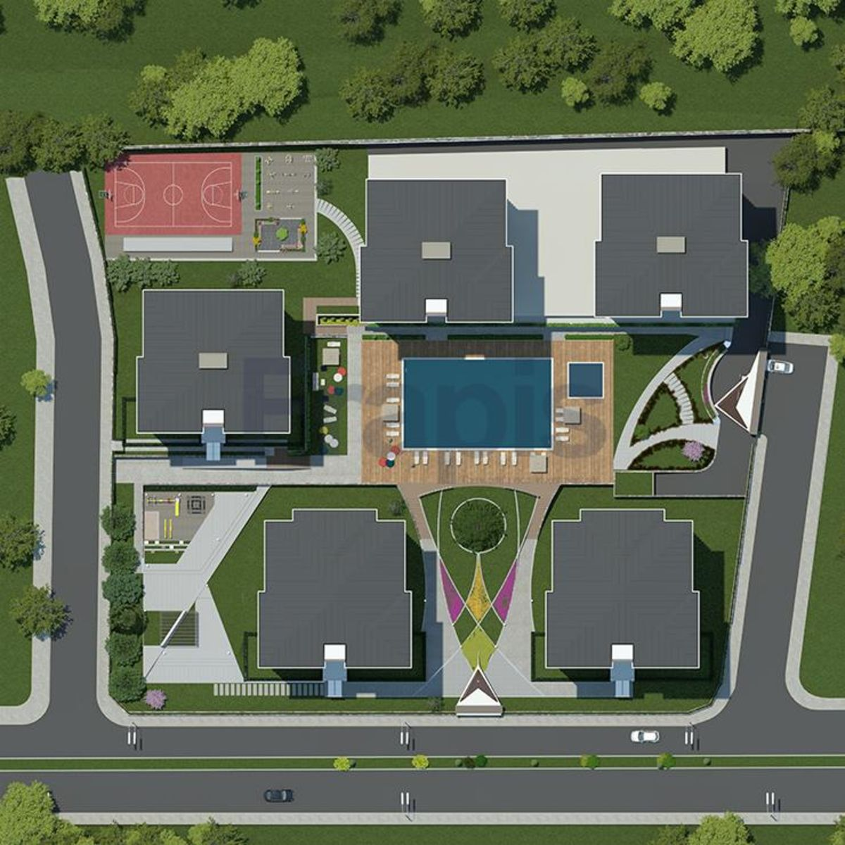 property for sale Trabzon - 136