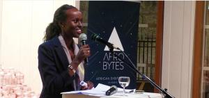 Afrobytes Paris cofounder Haweya Mohamed
