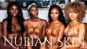 Nubian Skin lingerie brand
