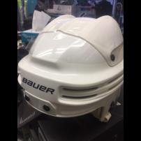 【在庫SALE】 BAUER 【4500】 Lサイズ(59-64cm)白