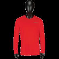 《他色有り》 BAUER トレーニングTシャツ(長袖) Lサイズ