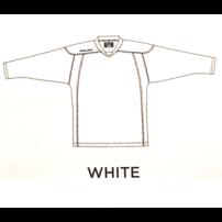 《他サイズ有り》 BAUER 【600シリーズ プレミアムジャージ】 白