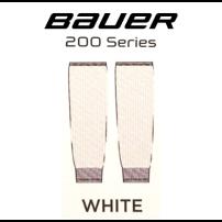 《他サイズ有り》 BAUER 【200シリーズ ソックス】 白