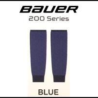 《他サイズ有り》 BAUER 【200シリーズ ソックス】 青