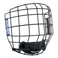 BAUER 【RBE � FACE MASK】 BLK JR