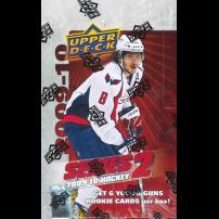 NHL 2009/2010 UPPER DECK 2 (UD2) HOBBY BOX