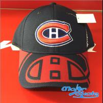 NHLキャップ 【モントリオール・カナディアンズ】S/Mサイズ