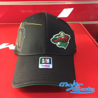 NHLキャップ 【ミネソタ・ワイルド】S/Mサイズ