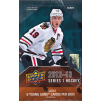 NHL 2012/2013 UPPER DECK SERIES 1 BOX