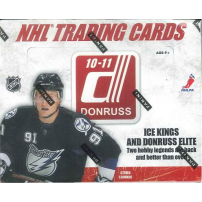 NHL 2010/2011 DONRUSS BOX