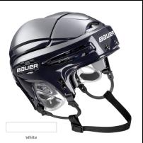 BAUER【5100】WHT M Helmet