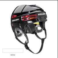 BAUER【RE-AKT 75】WHT M Helmet