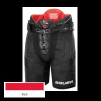 BAUER【2018年モデル VAPOR 1X LITE】SR RED S Pants
