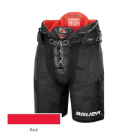BAUER【2018年モデル VAPOR 1X LITE】SR RED M Pants