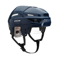 CCM【FITLITE 3DS】helmet S ブルー&シルバー