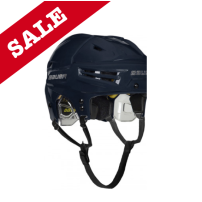 【決算SALE】¥23760→¥19000 BAUER「RE-AKT」ヘルメット サイズL ネイビー