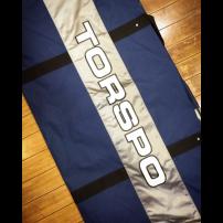 在庫限り!TORSPO アイスホッケーバック(ネイビー) 横110cm×奥行57cm×高さ55cm
