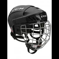 ★SALE★CCM【FITLITE 40 Combo】BLK Helmet