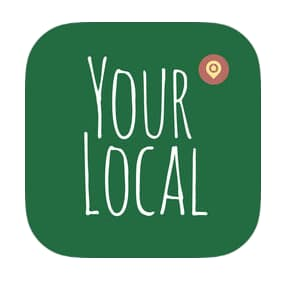 Your local logo