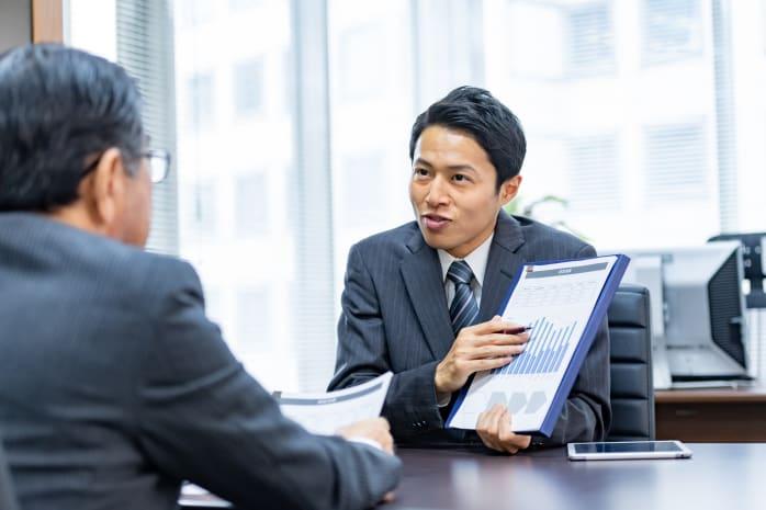 <稼働率10%程度>大手メーカー系グループ会社における、あるべき姿の策定からの課題抽出支援