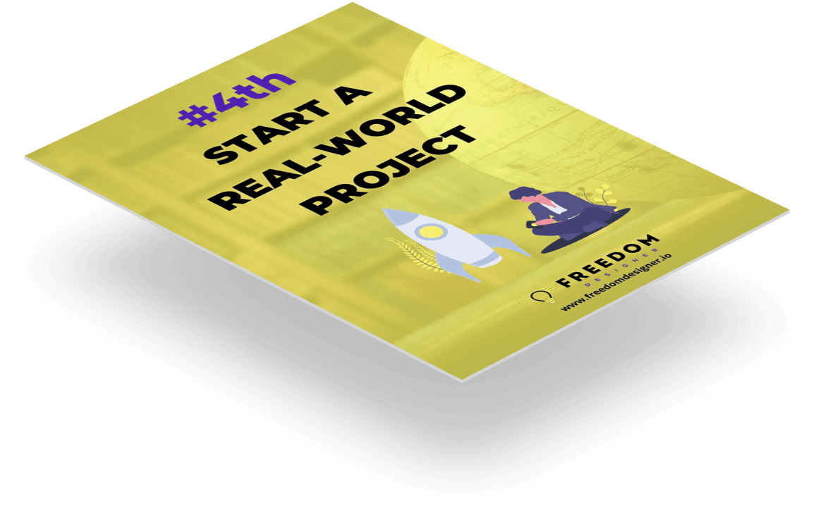 Start a real world project