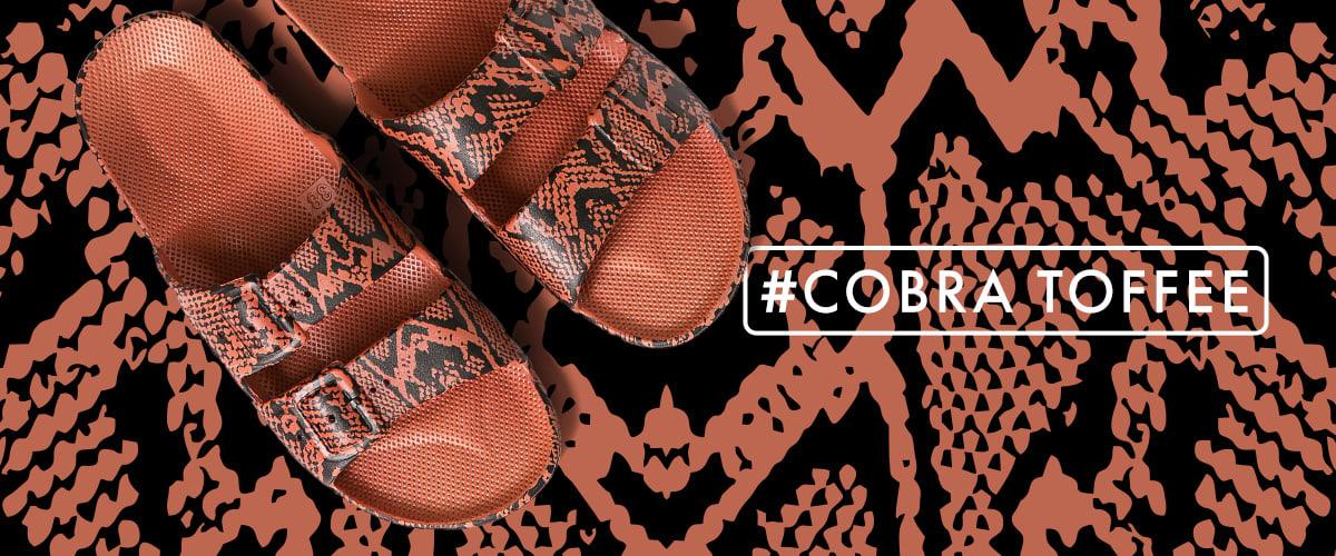 COBRA Snake print slide