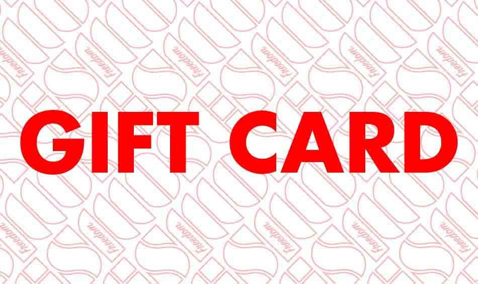 FM gift card