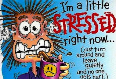 ways to alleviate stress