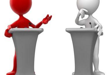 debating without arguing