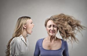 Talking employees mistakes