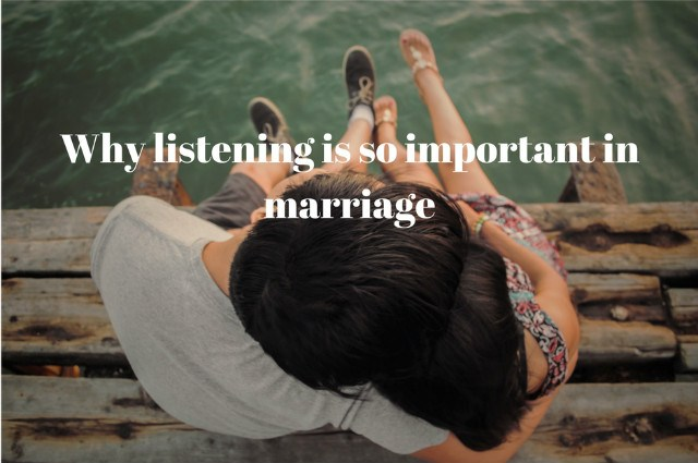 3 Tips For Becoming A Better Listener In Your Marriage
