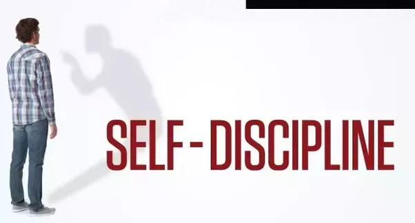 improve self-discipline