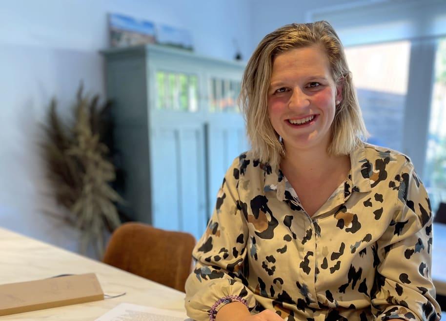 Willemijn Hessels is een aanpakker die graag in mogelijkheden denkt en kansen ziet