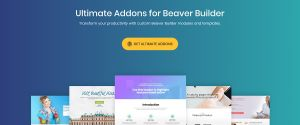 Ultimate addons for beaver builder free download