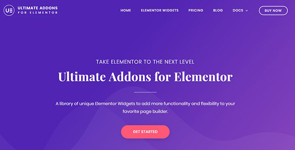 Ultimate Addons for Elementor free download