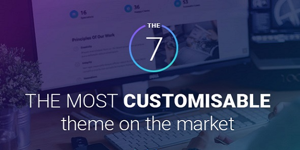 the7 responsive multipurpose wordpress theme free download