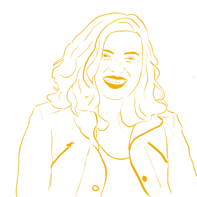 Illustration of Laura