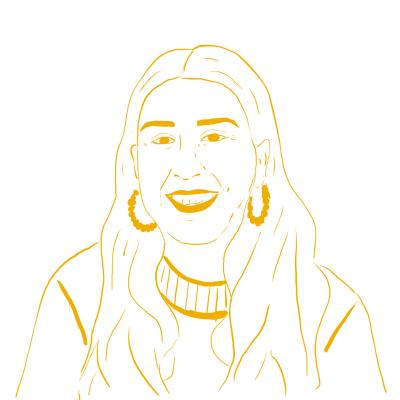 Illustration of Hannah