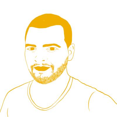 Illustration of Jeremy