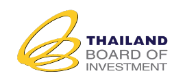 BOI : The Board of Investment of Thailand