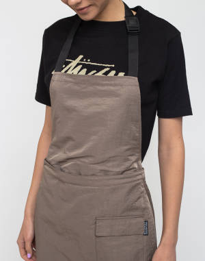 Šaty Stüssy Nylon Convertible Appron Dress