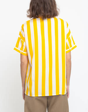 Košela Dedicated Shirt Short Sleeve Nibe Big Stripes