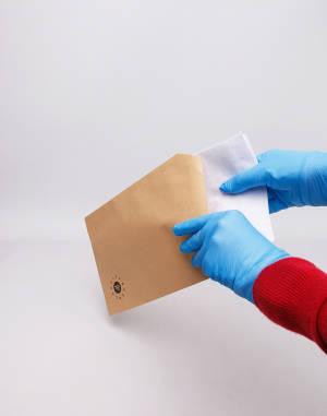 Schutzmaske Fresh Essentials Nano filtr 14ks