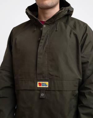 Jacket Fjällräven Vardag Anorak M